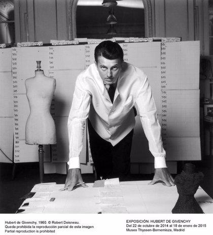 El Thyssen 'se viste' de Givenchy hasta enero con 91 piezas