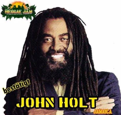 Fallece a los 67 años el músico de reggae John Holt