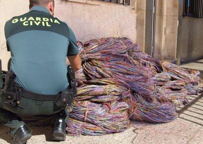 La Junta Vecinal de Escobedo agradece la labor de la Guardia Civil en el caso de los robos de cable