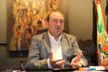 """PNV pide a ETA que """"no mercadee con el tema del desarme"""""""