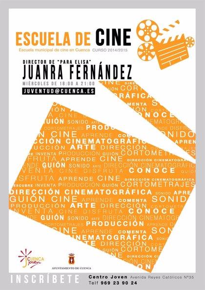 Una Escuela de Cine dirigida por el cineasta Juanra Fernández