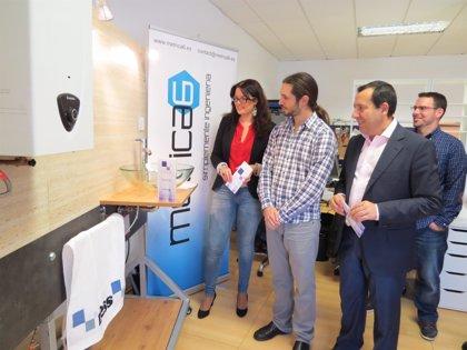 Una empresa malagueña diseña un dispositivo de ahorro gracias a un sistema de recirculación