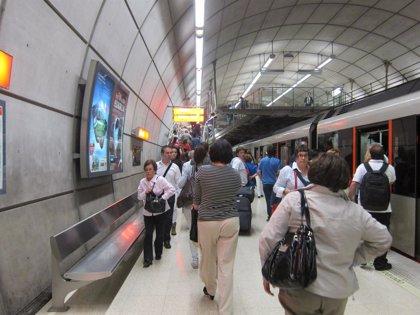 Vodafone dota con cobertura 4G a Metro Bilbao