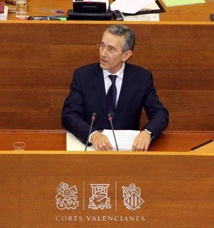 """PSPV reprocha a Fabra que pida la expulsión de Rato cuando él """"no ha expulsado aún a ningún implicado en corrupción"""""""