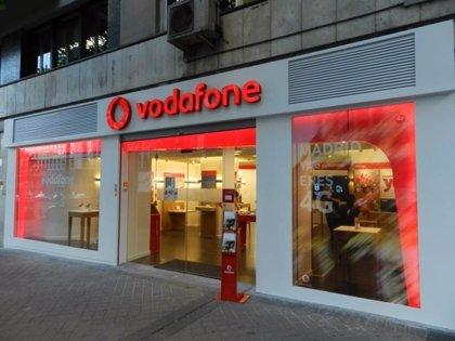 RSC.-Ébola.- Vodafone promueve el envío de mensajes solidarios al 28052 para apoyar a Médicos Sin Fronteras