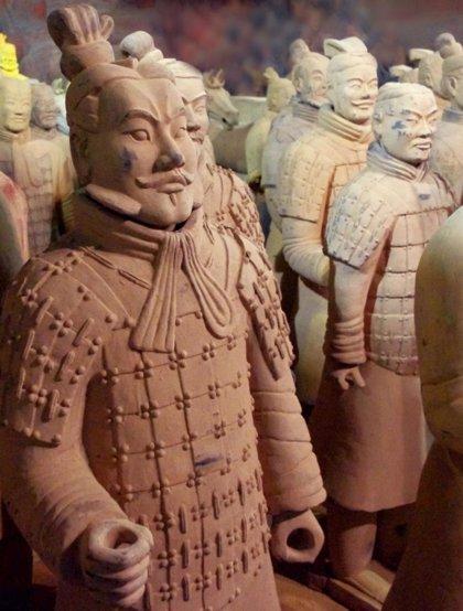 """El Euskalduna acoge la exposición """"Terracotta Army - Guerreros de Xian"""""""