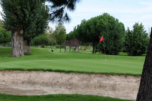 Centro de Tecnificación de la Federación Madrileña de Golf