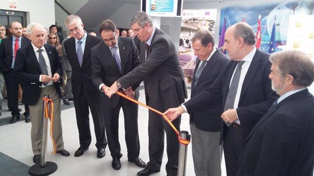 Inauguración del Centro de Formación Efides en Palencia