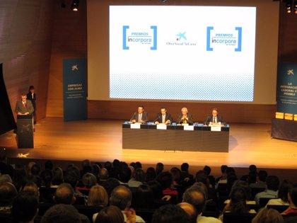 Pastores Grupo Cooperativo y la Confederación de Empresarios de Teruel, premios Incorpora