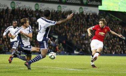 El Manchester United rescata un punto en los últimos minutos