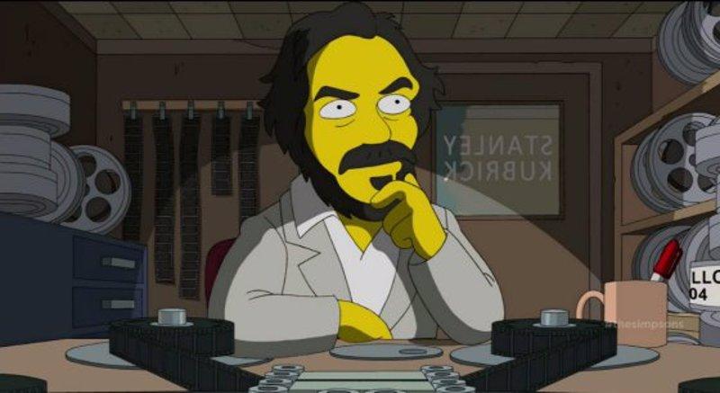 Stanley Kubrick y los Minions, en el especial de Halloween de Los Simpson