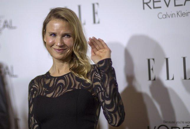 Renée Zellweger: quién la ha visto y quién la ve