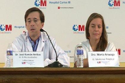 La auxiliar española da negativo en la última prueba de ébola