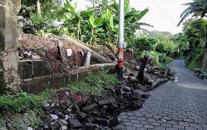 Las fuertes lluvias causan 25 muertos en Nicaragua y 61.000 afectados