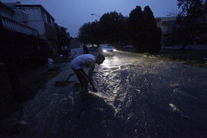 Depresión tropical nueve provocará lluvias torrenciales en México