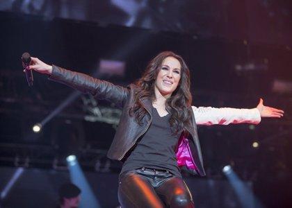 Malú logra el tercer Disco de Platino en España con su álbum 'Sí'