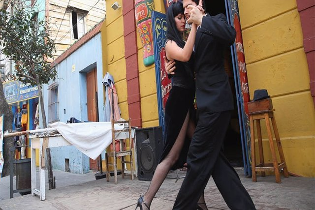 El día internacional del tango