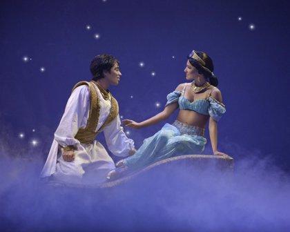 Los personajes de Disney bailarán desde este jueves en el Barcelona Teatre Musical