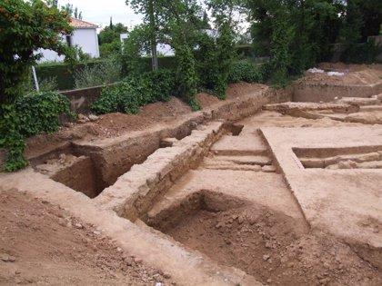 Descubren ruínas de una finca de recreo de los califas de Córdoba