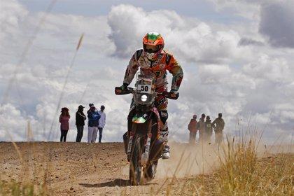 Preparan el 'Pre Dakar' en la selva de las Yungas, en Bolivia