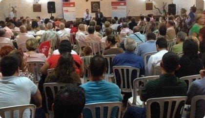 """El alcalde y candidato de PSOE en Moguer dice que las personas seguirán siendo """"columna vertebral"""" del proyecto"""