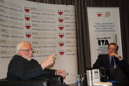 """El sociólogo Javier Elzo, autor de 'Tras la losa de ETA': """"El final no es la reconciliación, es la convivencia"""""""