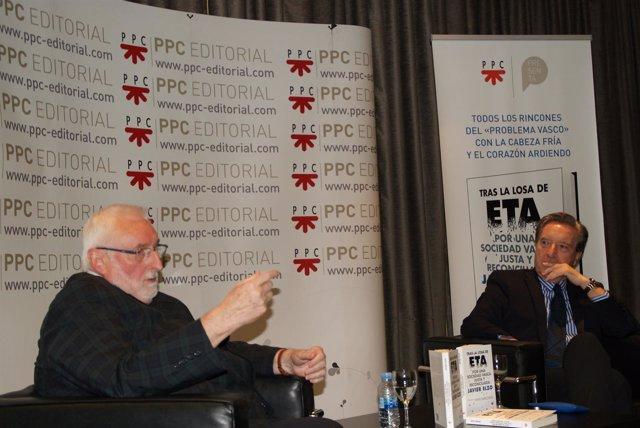 Javier Elzo e Iñaki Gabilondo