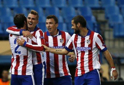 El Atlético derriba al Malmoe con una receta diferente