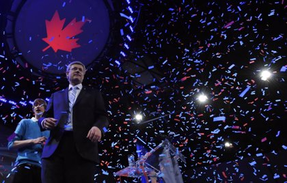 """Harper dice que el país """"no se verá intimidado"""" por los ataques"""