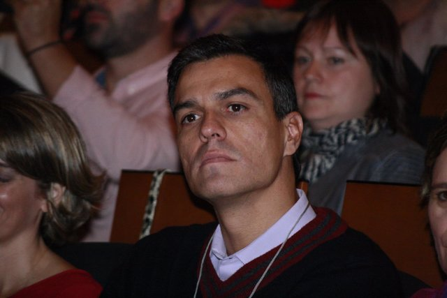Pedro Sánchez, Secretario General