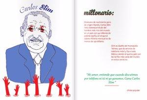 'Monografía Incomprendida': Carlos Slim