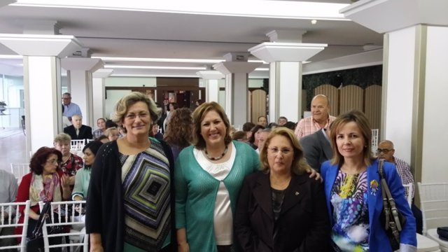 Décimo aniversario de la Unidad de Estancia Diurna de Úbeda (Jaén)