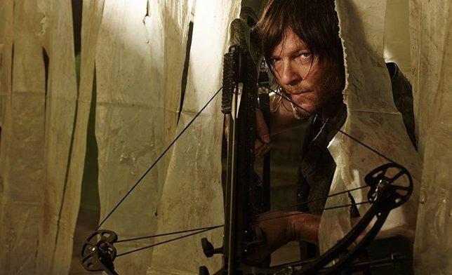 La brutalidad de The Walking Dead vuelve vegetariano a Daryl
