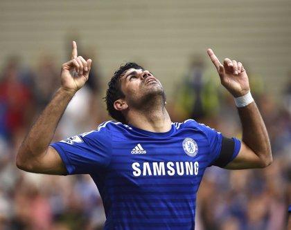Diego Costa abandona el hospital tras ser ingresado por dolores estomacales