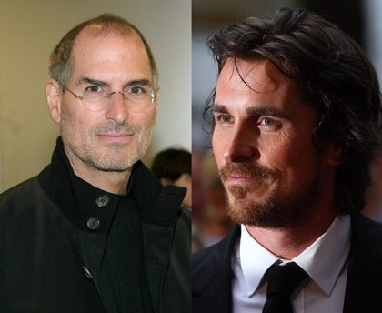 Christian Bale interpretará a Steve Jobs en el biopic sobre el fundador de Apple