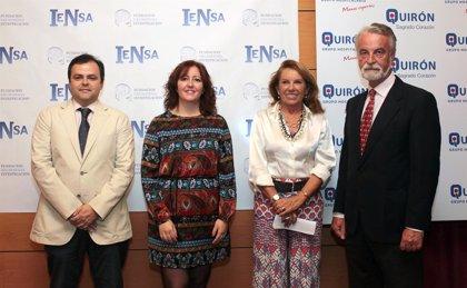 El Iensa-Quirón Sagrado Corazón otorga la 'Beca Dr. Don Pedro Albert' a un estudio en pacientes con Parkinson