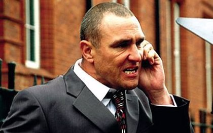 El exfutbolista Vinnie Jones ficha por Arrow