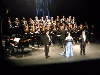 Huelva.- Cultura.- El Gran Teatro acoge este viernes el espectáculo 'Viva Verdi' por el 200 aniversario de su nacimiento