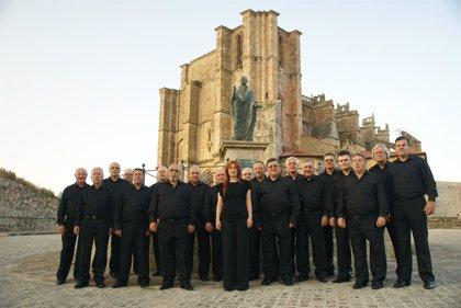 Astillero.- Las Jornadas Internacionales de Música Coral se inauguran mañana con el concierto del coro 'Los Templarios'