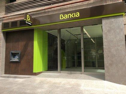 Economía.- Bankia vende una cartera de créditos de 772 millones y reduce el saldo de créditos dudosos en 766 millones