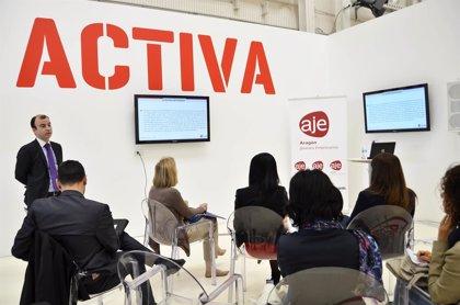 Empresarios aragoneses reciben información sobre la planificación fiscal y laboral en I+D del año 2014
