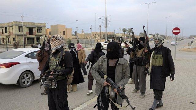 Tribus locales en Irak