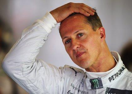 """Schumacher """"progresa"""" en su recuperación que puede tardar años"""