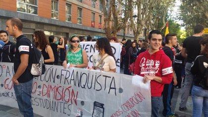 """La huelga estudiantil finaliza con """"importante"""" participación en manifestaciones provinciales"""