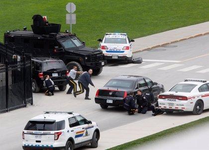 La Policía canadiense identifica al autor del tiroteo en Ottawa