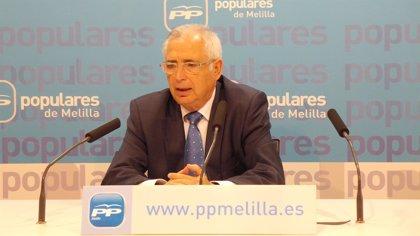 """Imbroda dice que la reforma de Extranjería evitará """"dudas"""" de inseguridad jurídica"""