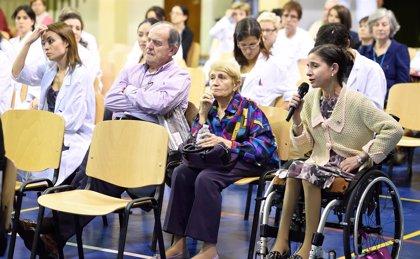 Cerca de 300 profesionales participan en las jornadas de Parapléjicos sobre retos y avances de lesión medular