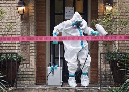 El Ejército de EEUU empieza a entrenar a su equipo de respuesta rápida ante el ébola