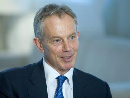 Blair desmiente que apueste por la victoria de los conservadores
