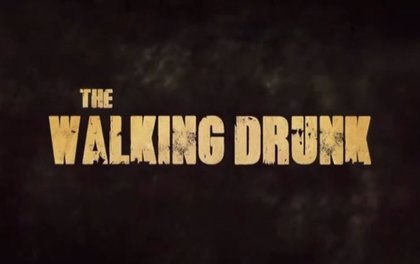 VÍDEO: The Walking Drunk, la parodia etílica de The Walking Dead
